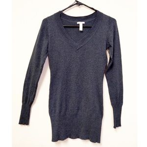 🍍Ambiance Apparel V-neck Sweater